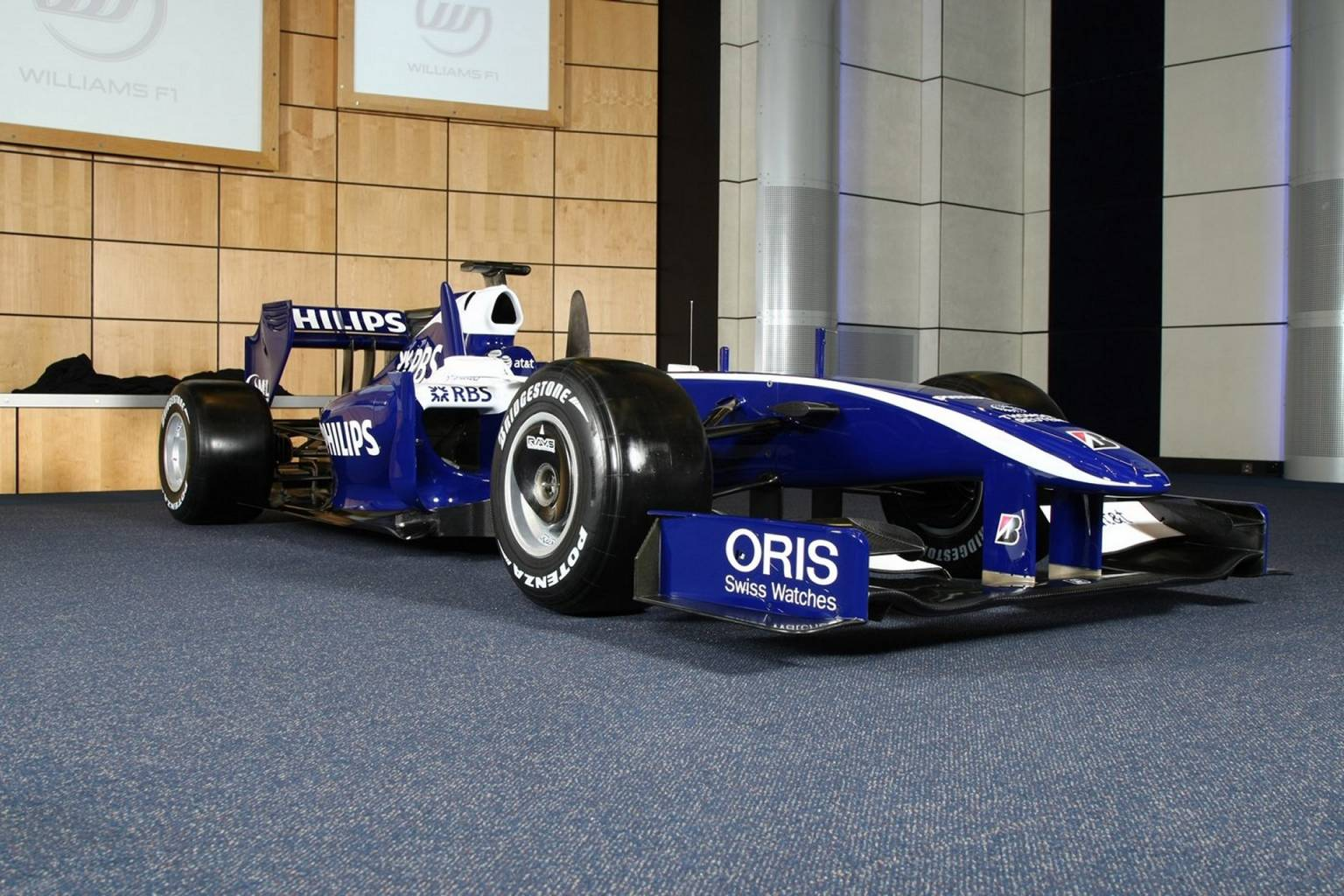 Williams fw31 photo - 6