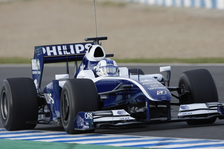 Williams fw31 photo - 9