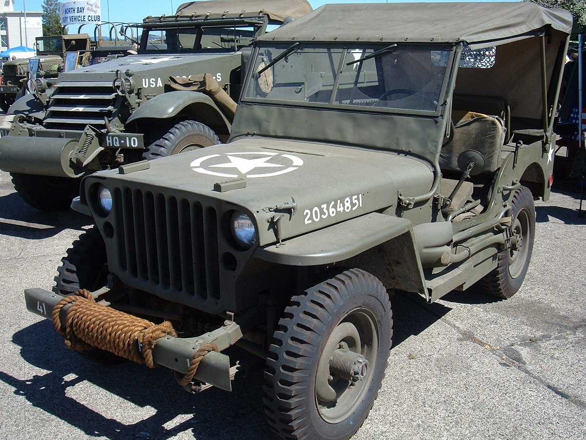 Willis jeep photo - 3
