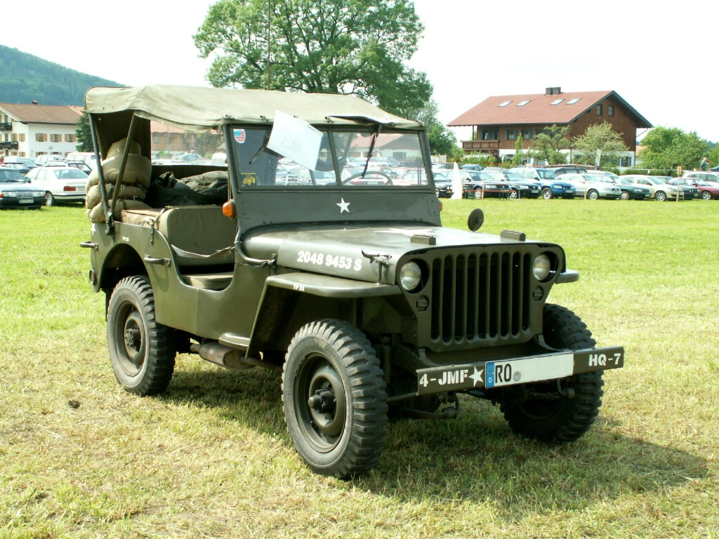 Willis jeep photo - 4