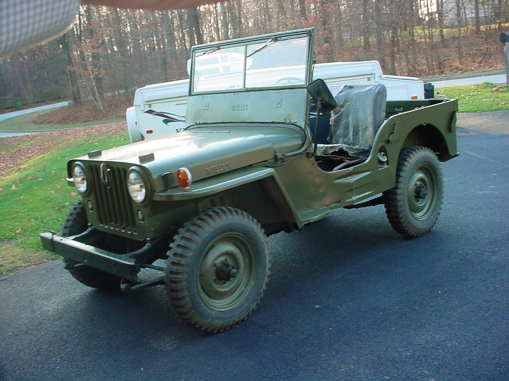 Willys 2 photo - 3