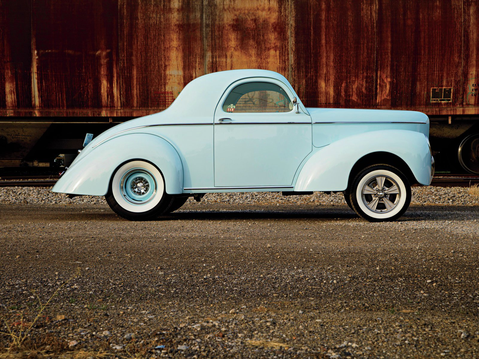 Willys coupe photo - 2