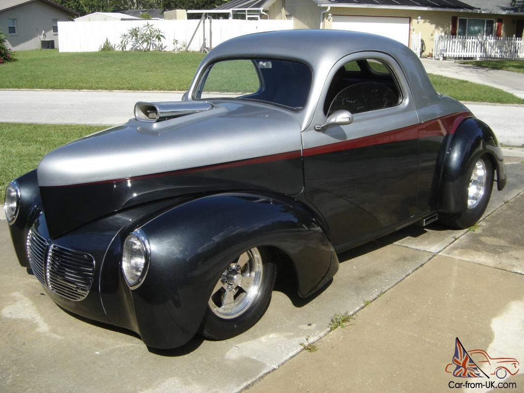 Willys coupe photo - 6
