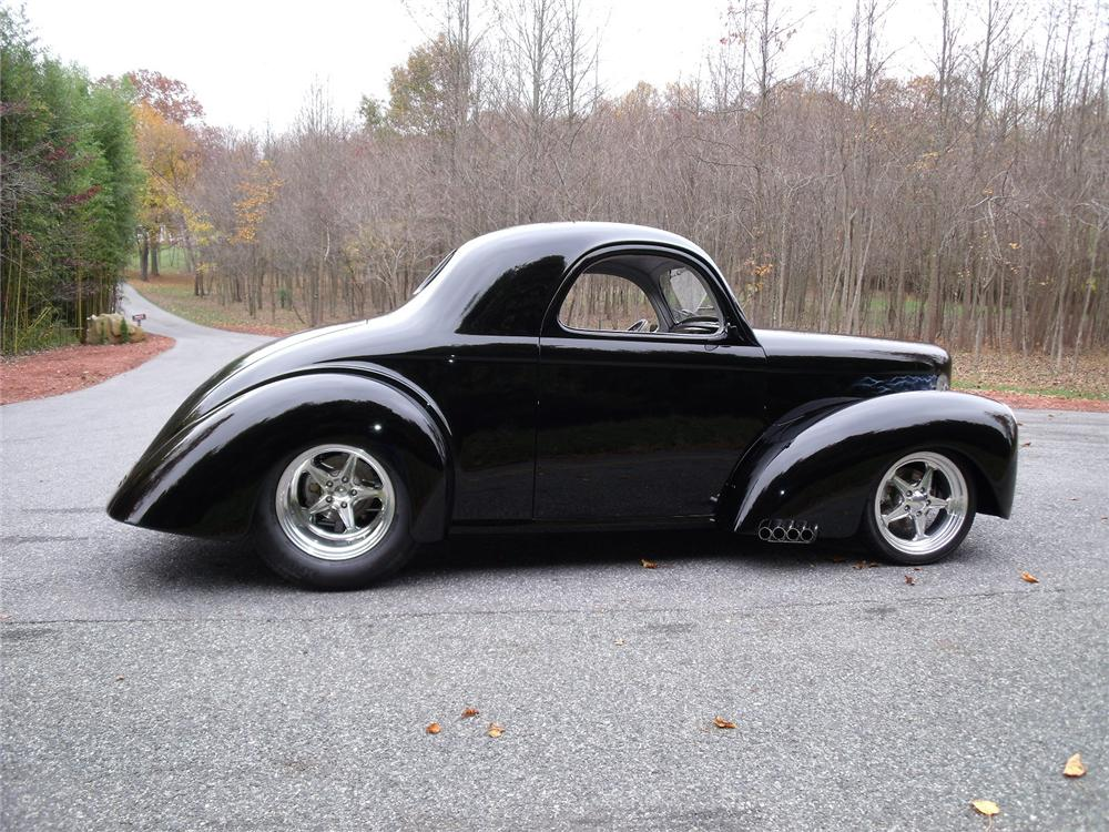 Willys coupe photo - 8