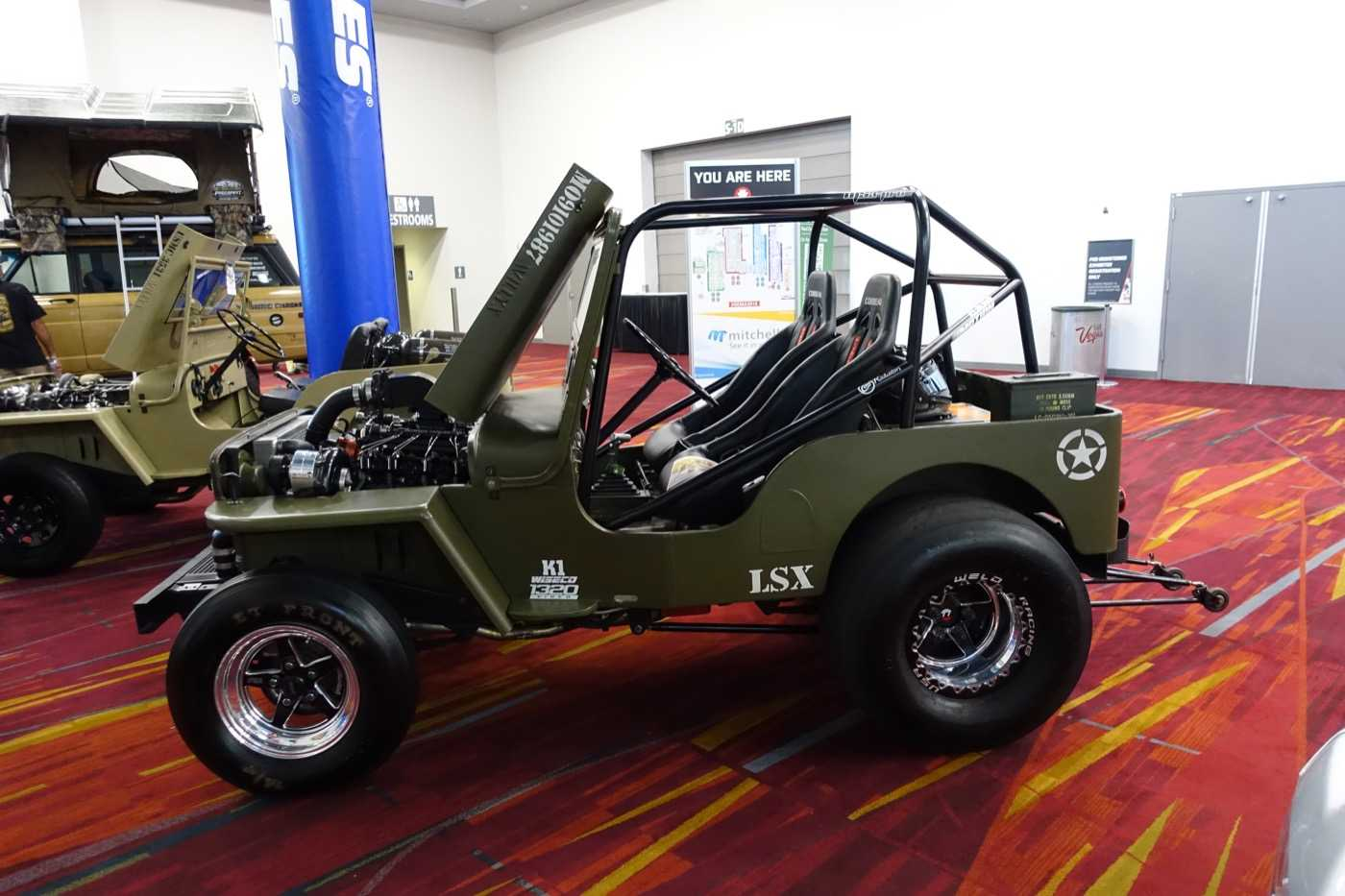 Willys dragster photo - 10