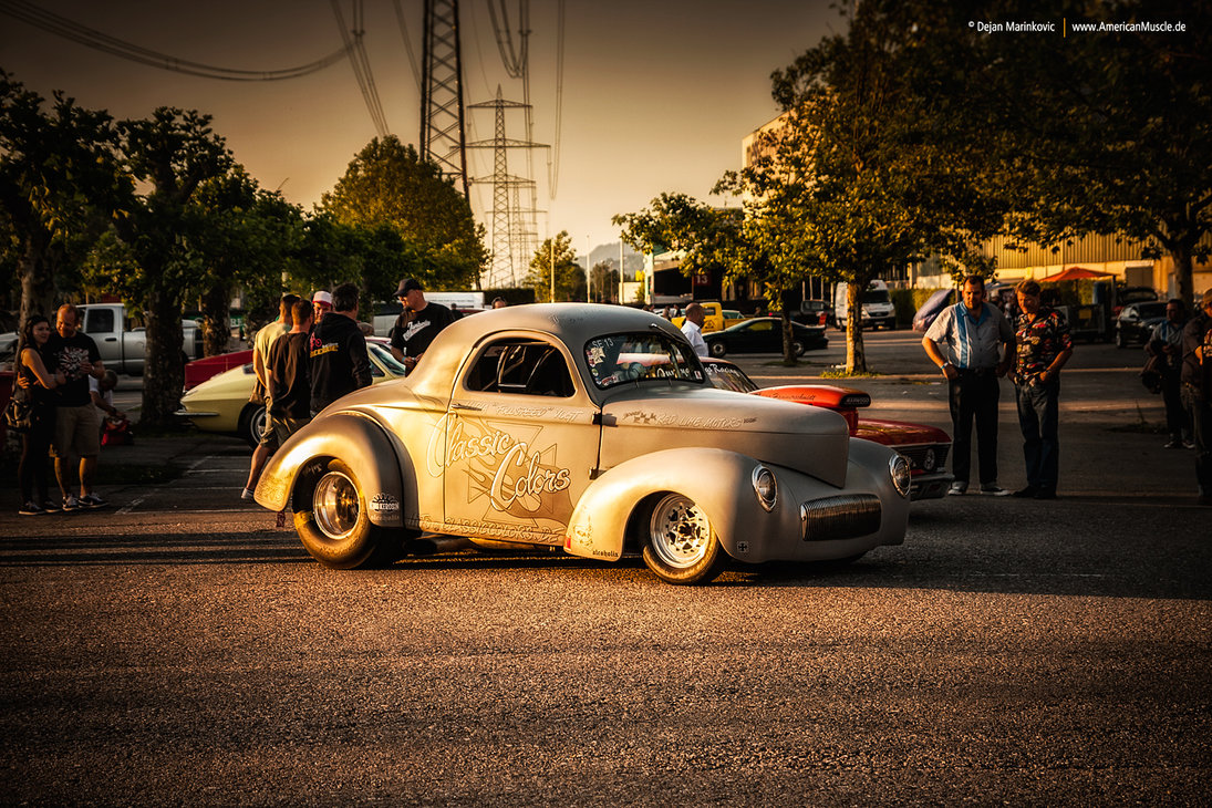 Willys dragster photo - 3