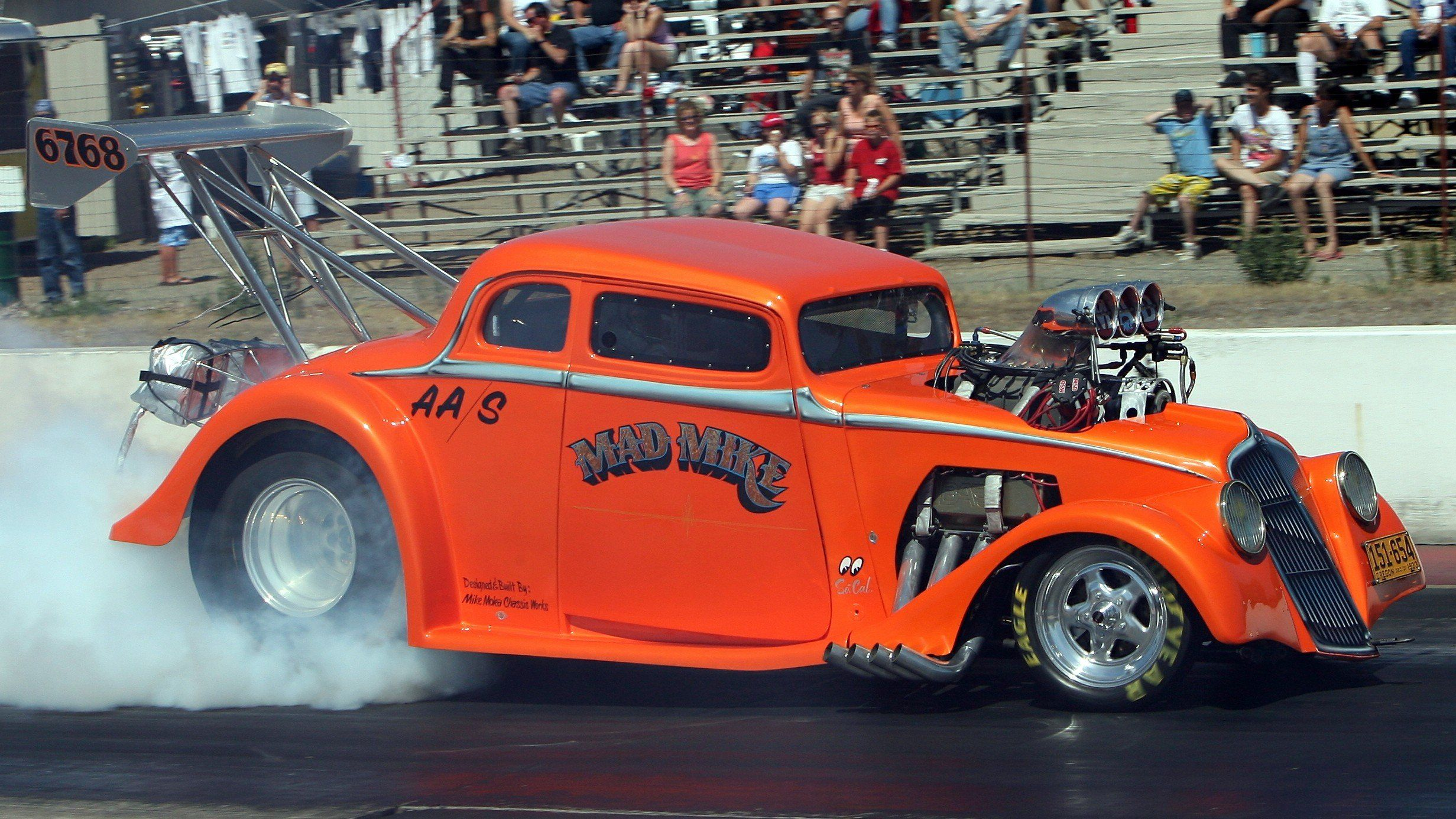 Willys dragster photo - 5