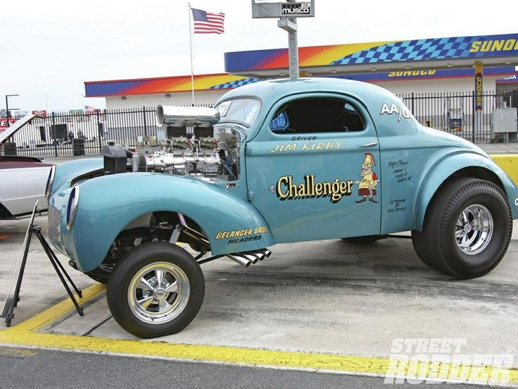Willys dragster photo - 8