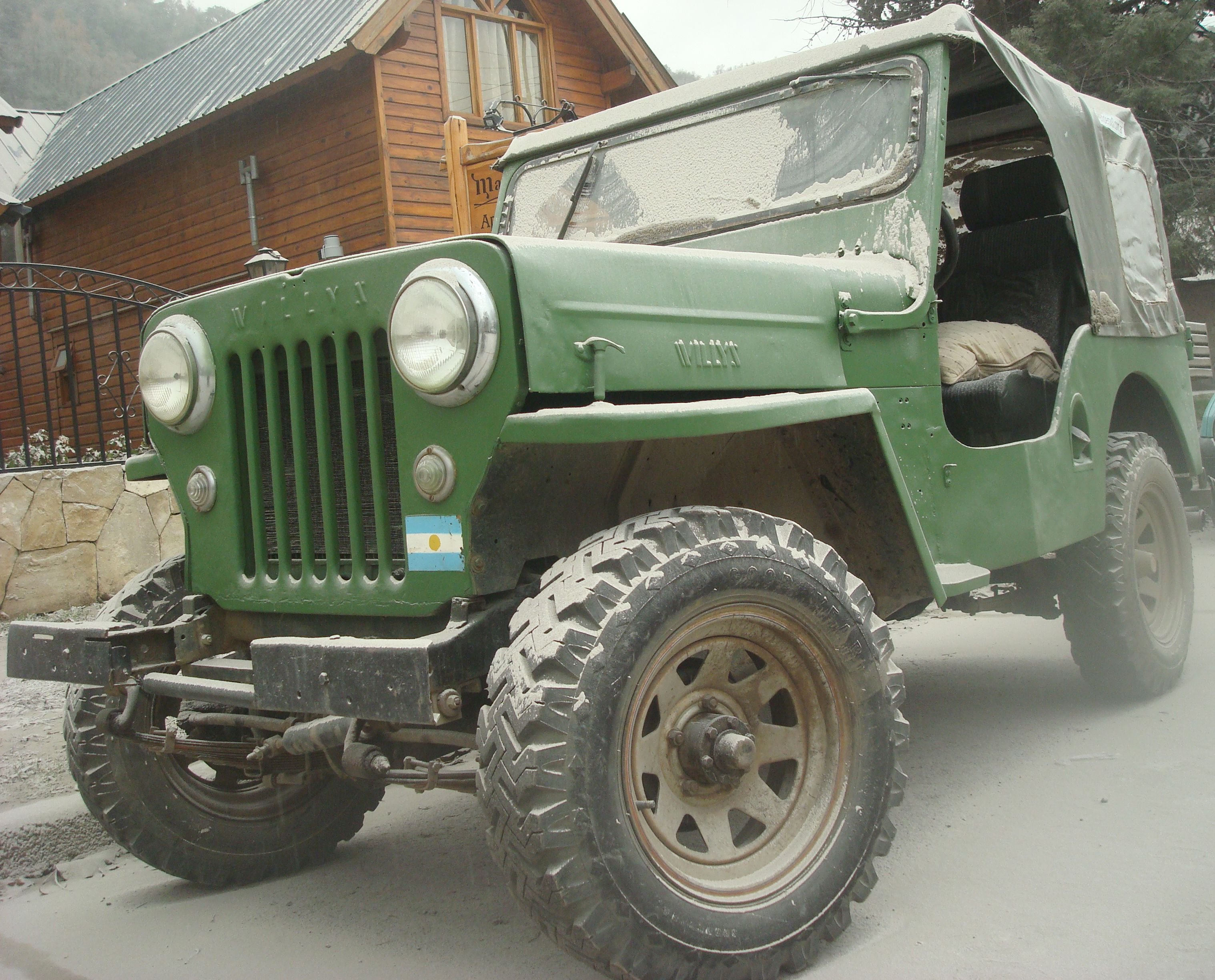 Willys hurricane photo - 10