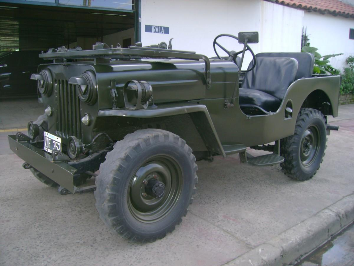 Willys hurricane photo - 3