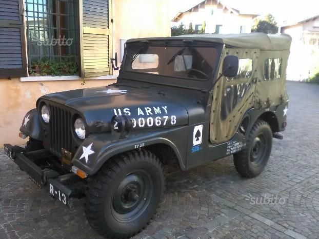 Willys hurricane photo - 9