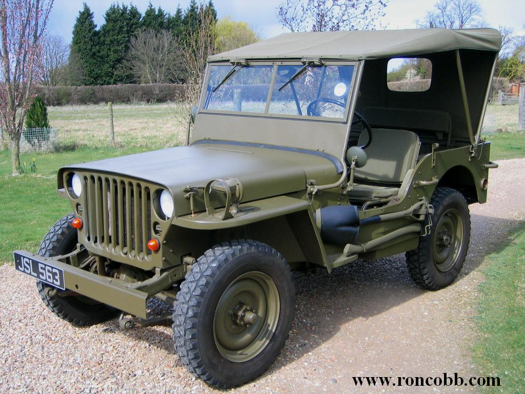 Willys jeep photo - 10