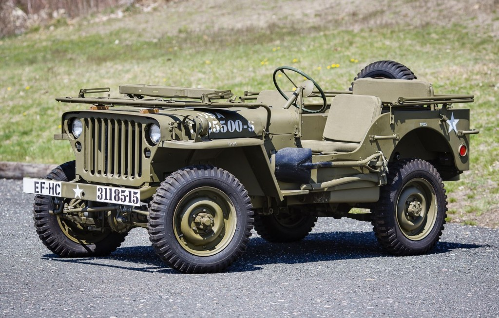 Willys jeep photo - 2