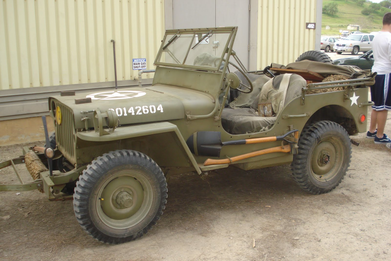 Willys jeep photo - 3