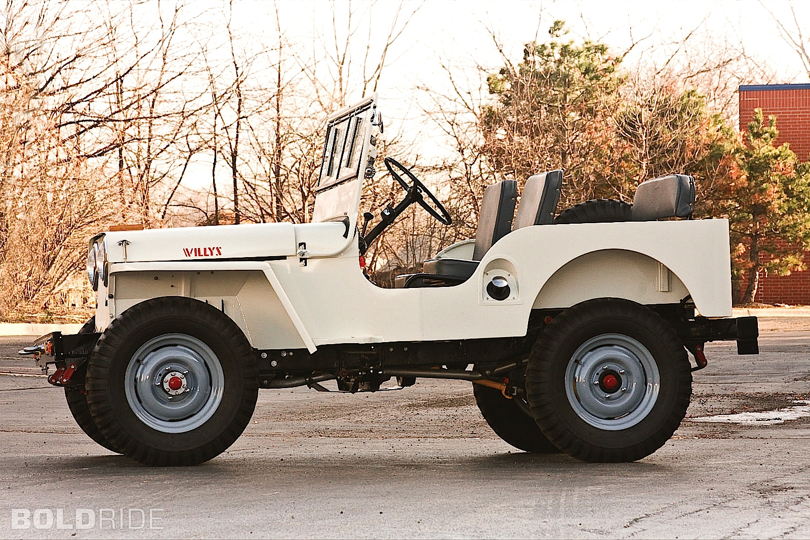 Willys jeep photo - 7