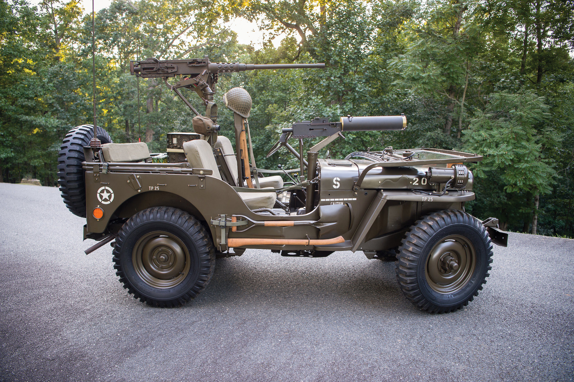 Willys jeep photo - 8