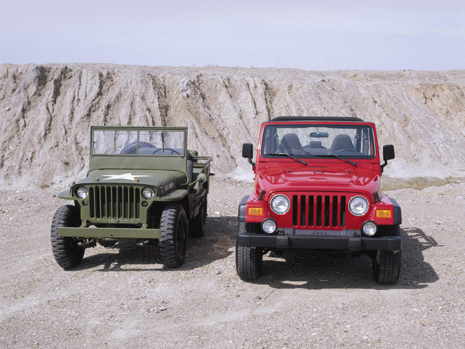 Willys jeep photo - 9