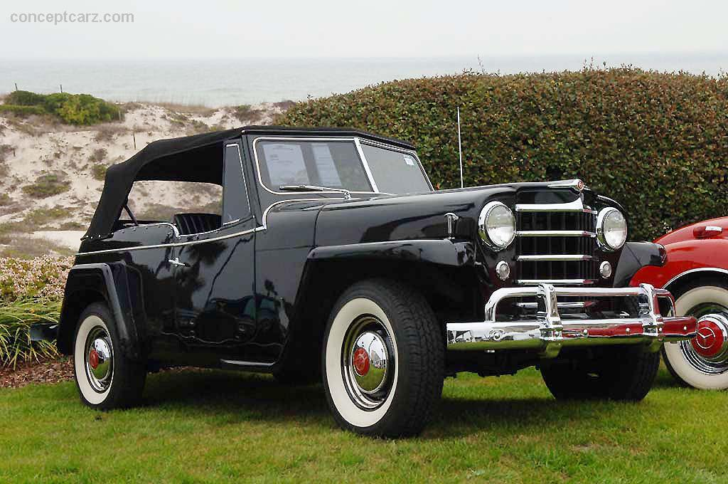 Willys jeepster photo - 1