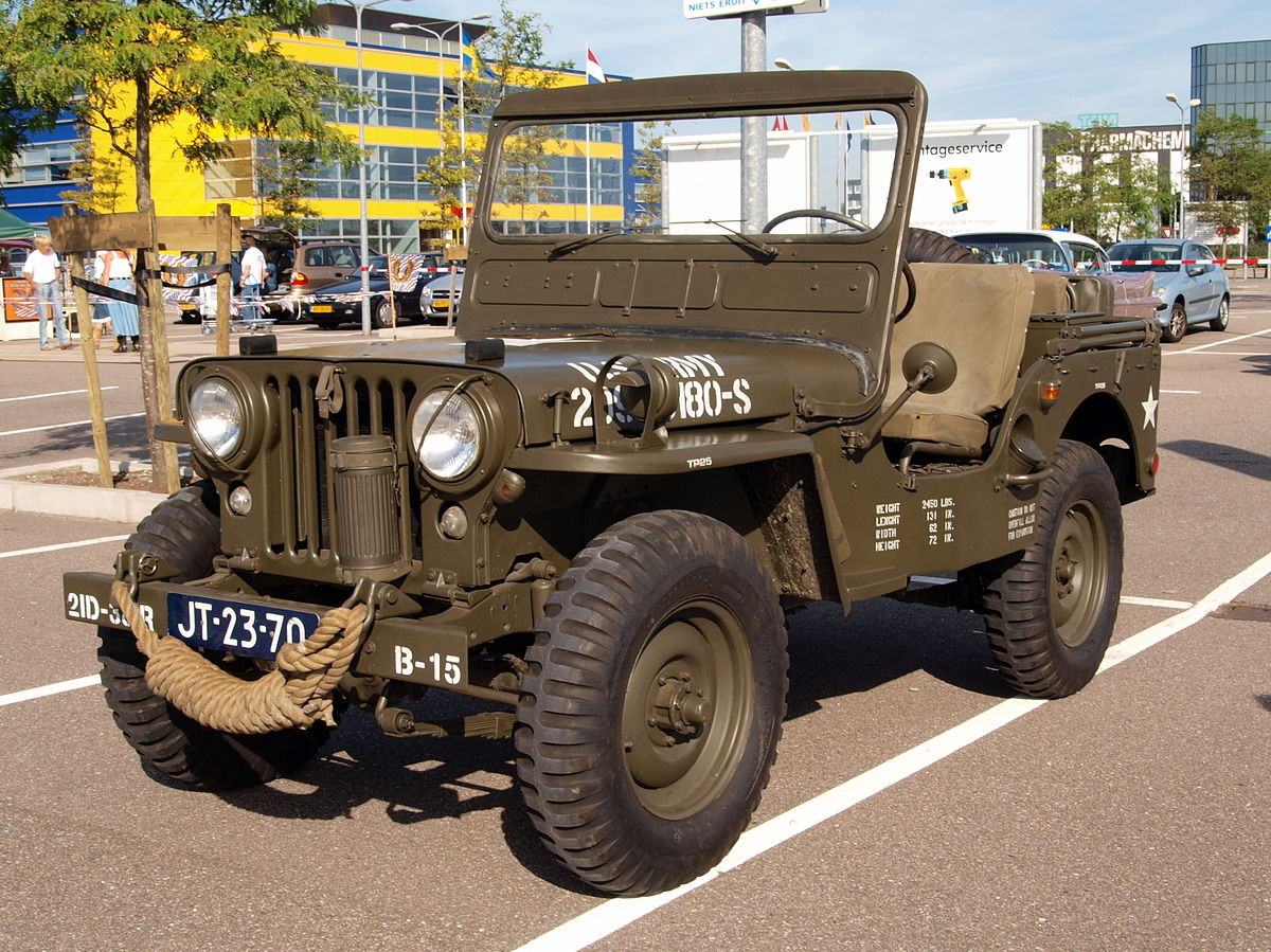 Willys m photo - 1