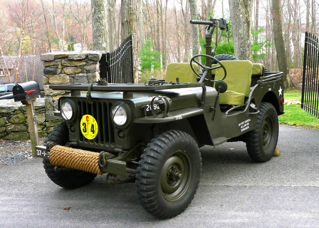 Willys m photo - 10