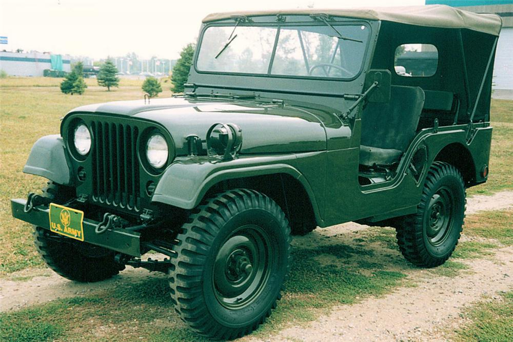 Willys m photo - 2