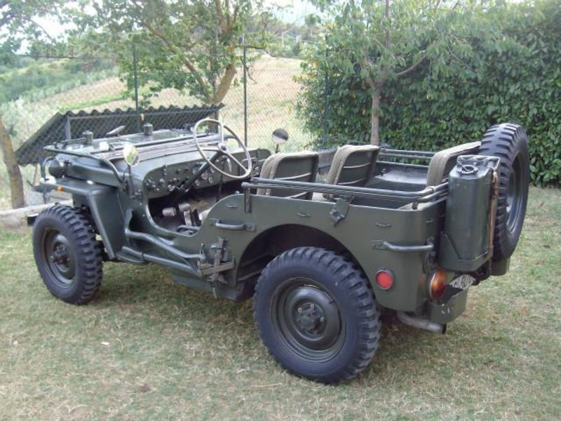 Willys m photo - 3