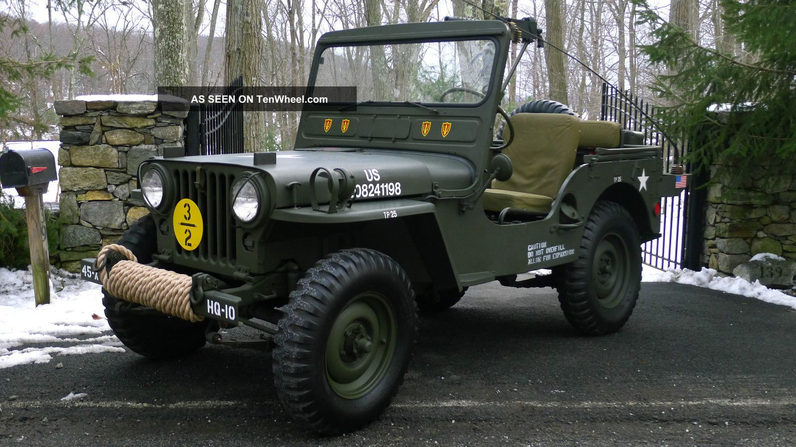 Willys m photo - 5