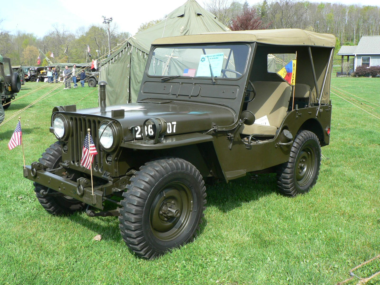 Willys m photo - 7