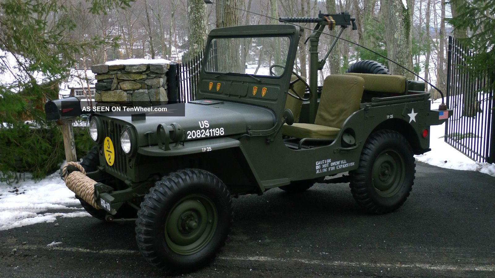 Willys m photo - 8