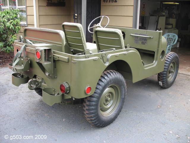 Willys m photo - 9