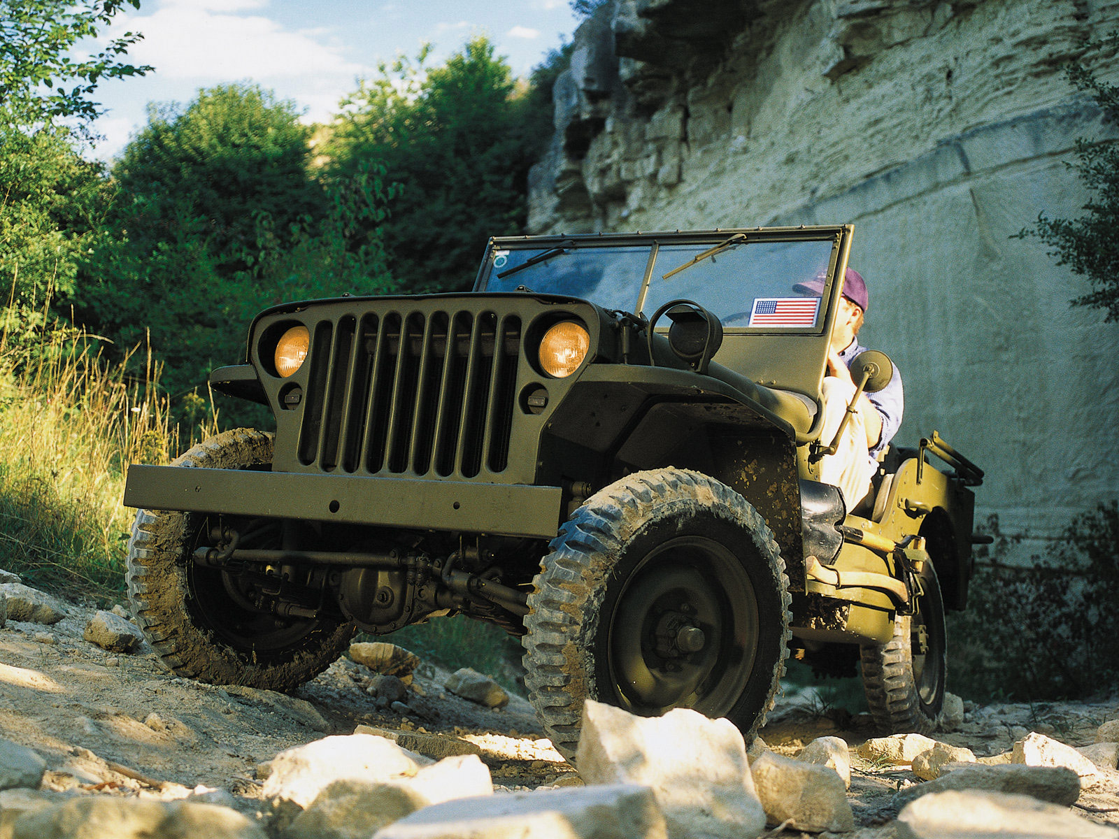 Willys mb photo - 4