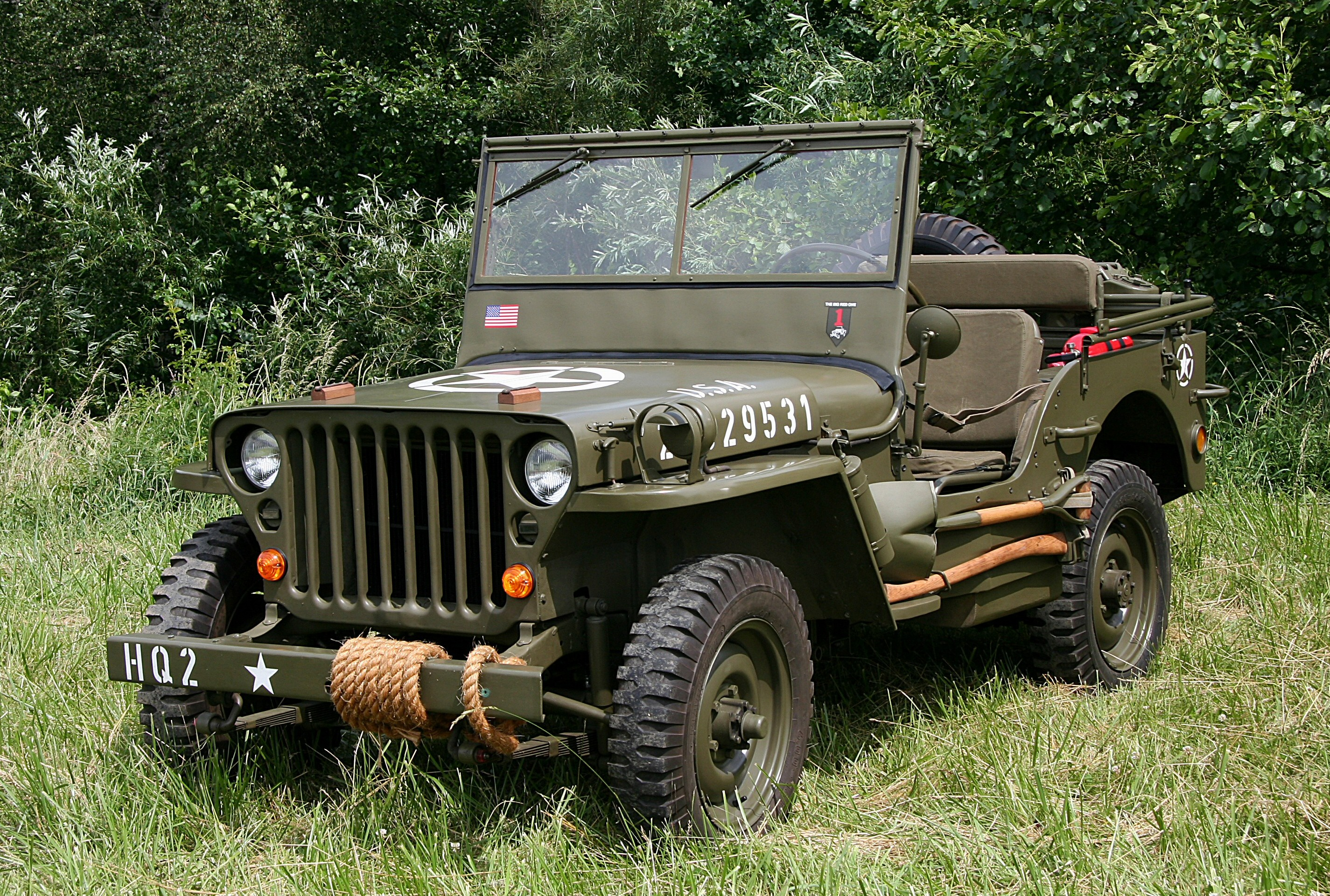 Willys mb photo - 6