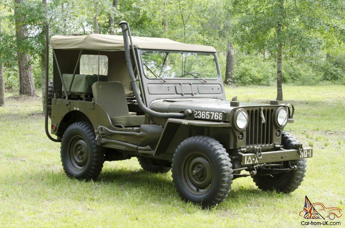 Willys military photo - 1