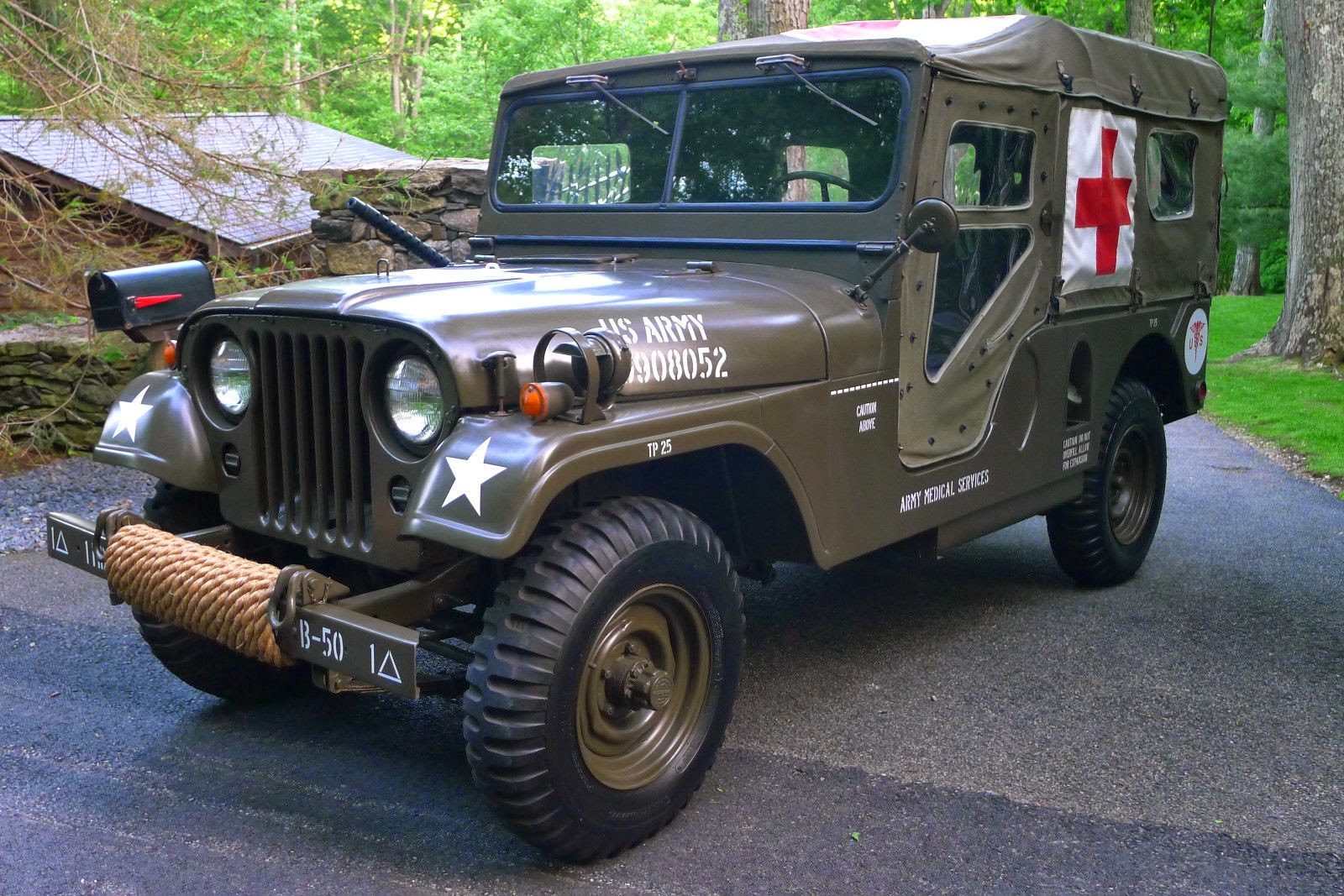 Willys military photo - 2
