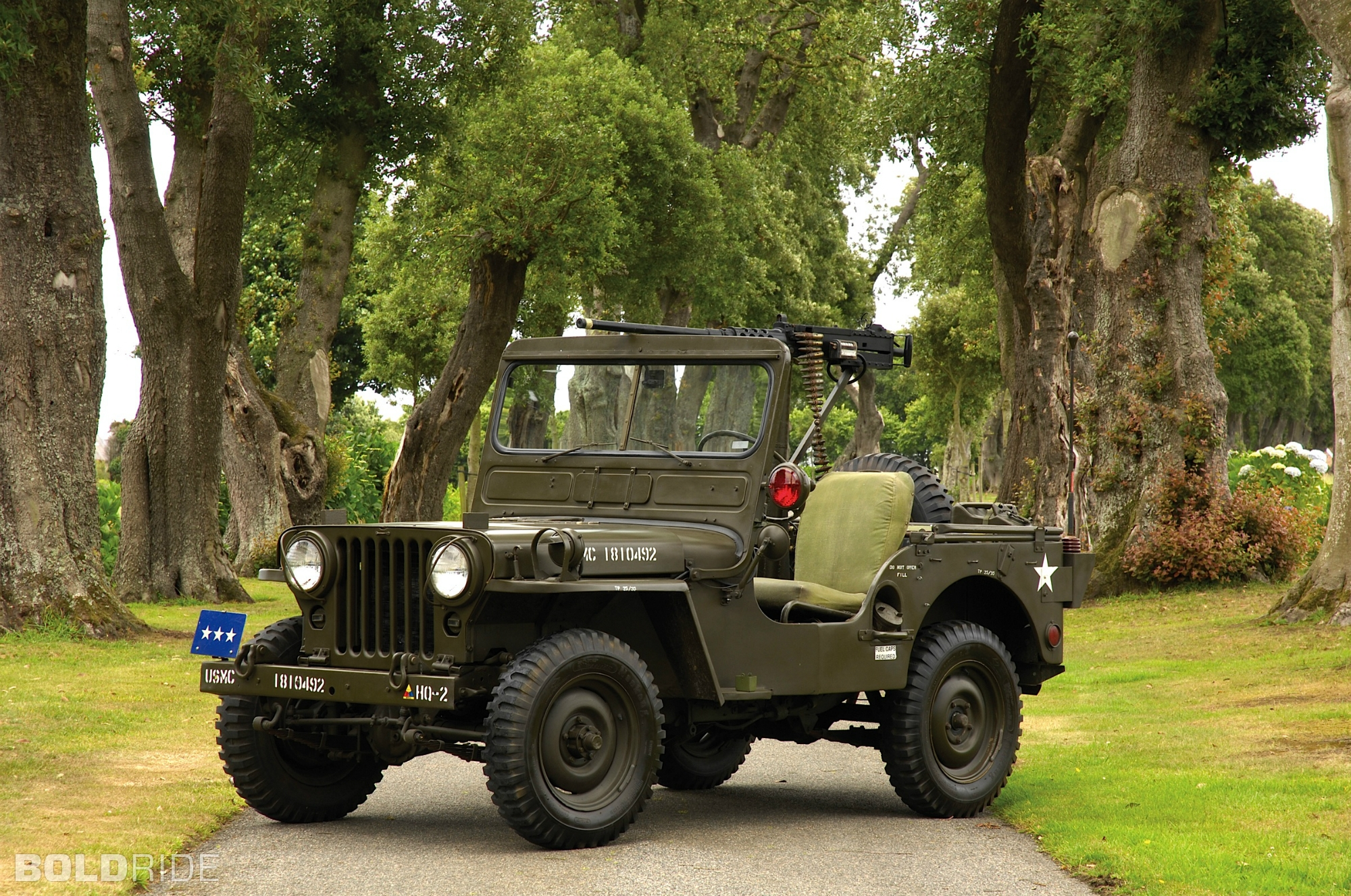 Willys military photo - 3
