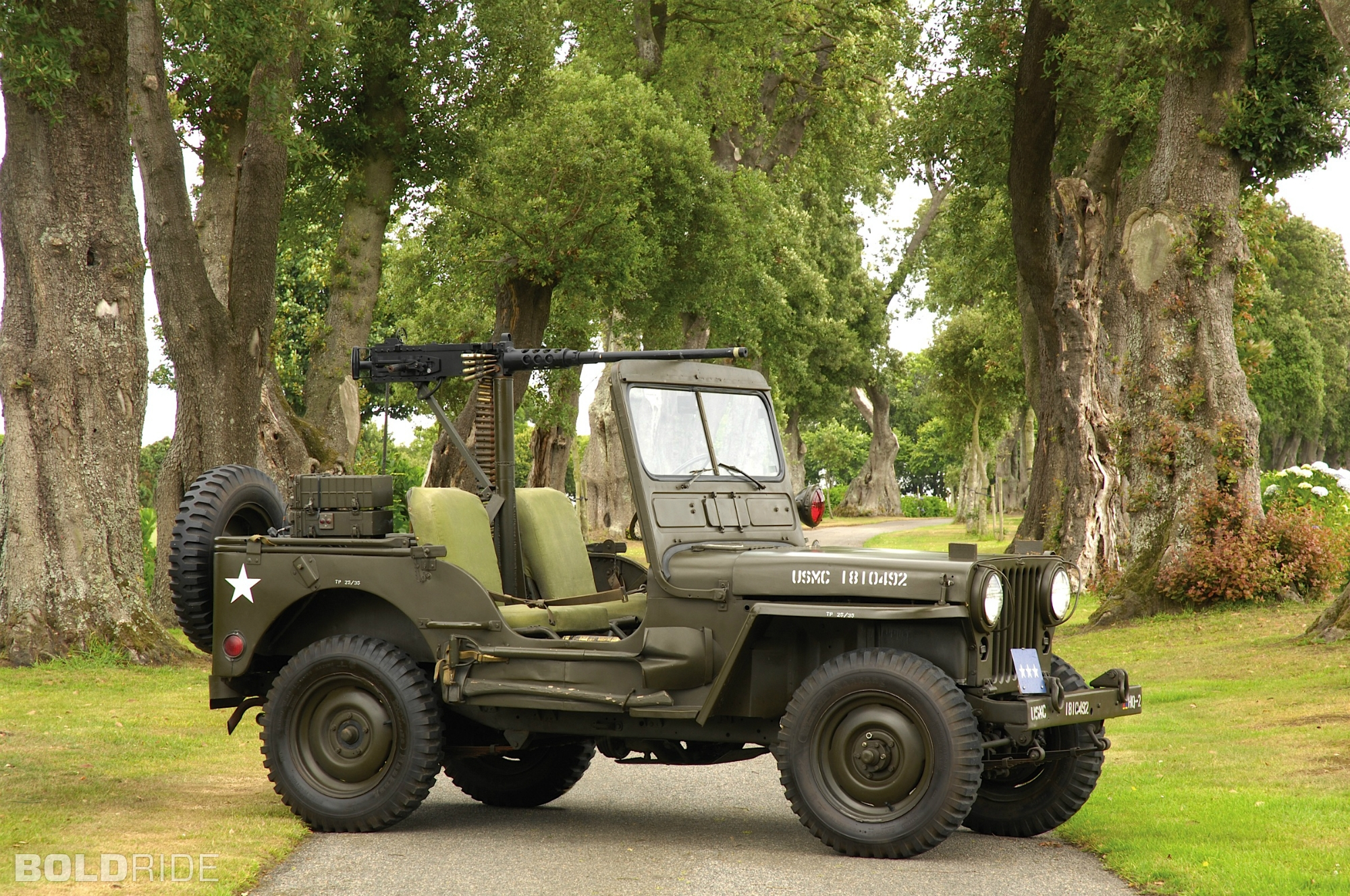 Willys military photo - 4