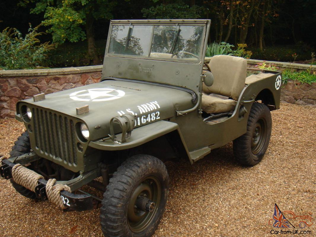 Willys military photo - 5