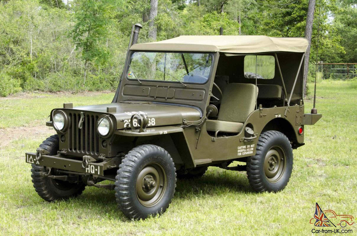 Willys military photo - 6
