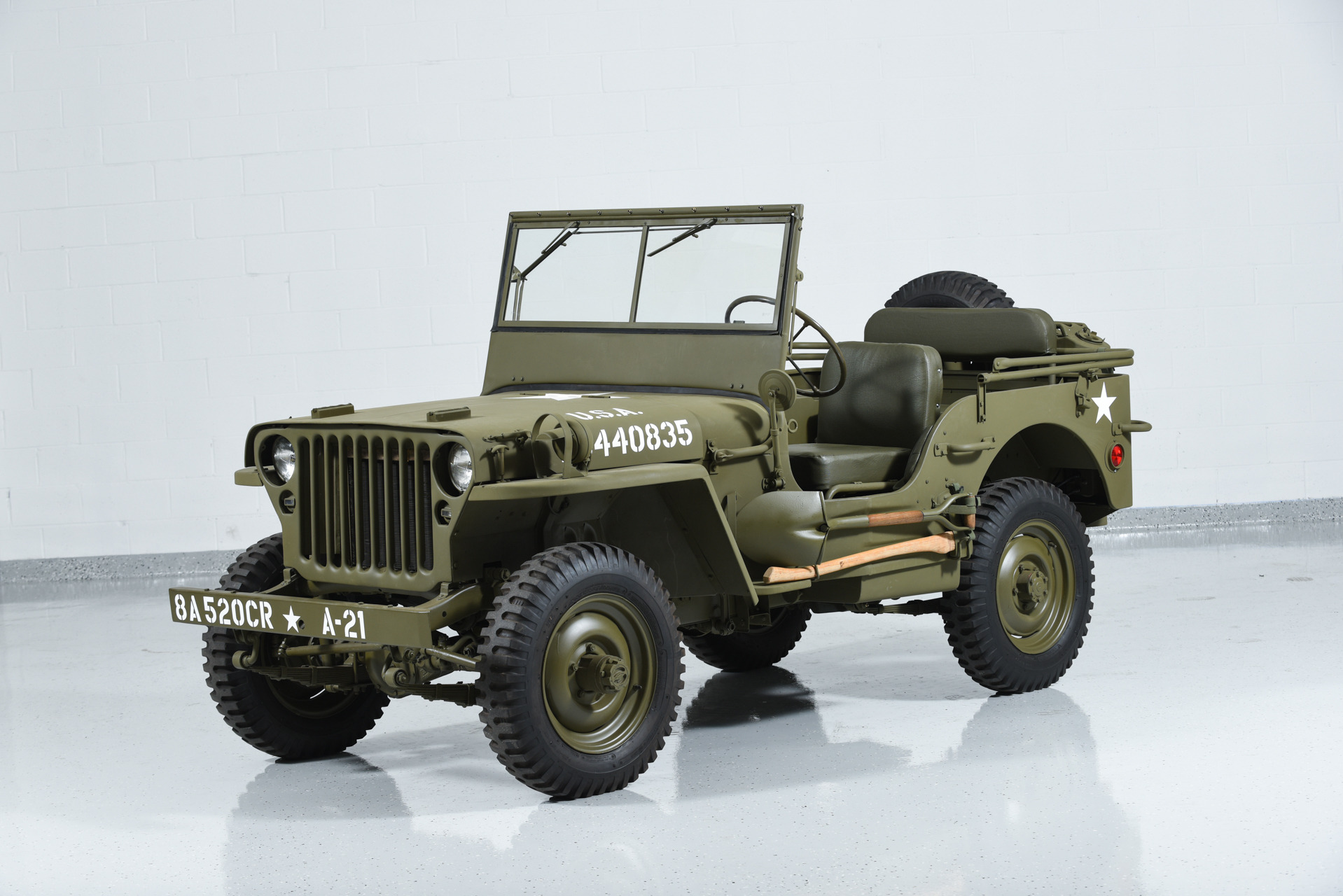 Willys military photo - 9