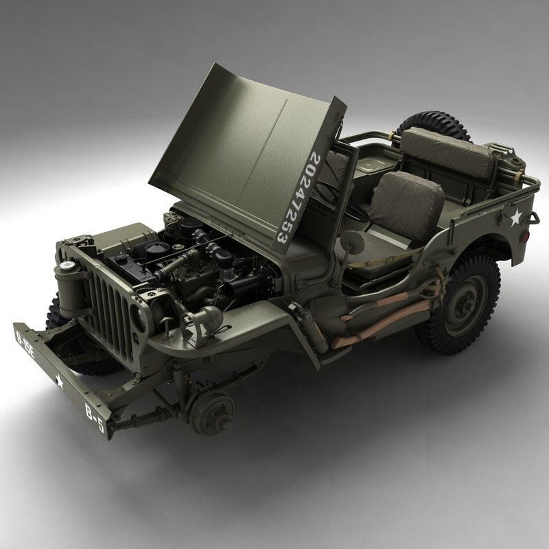 Willys model photo - 10