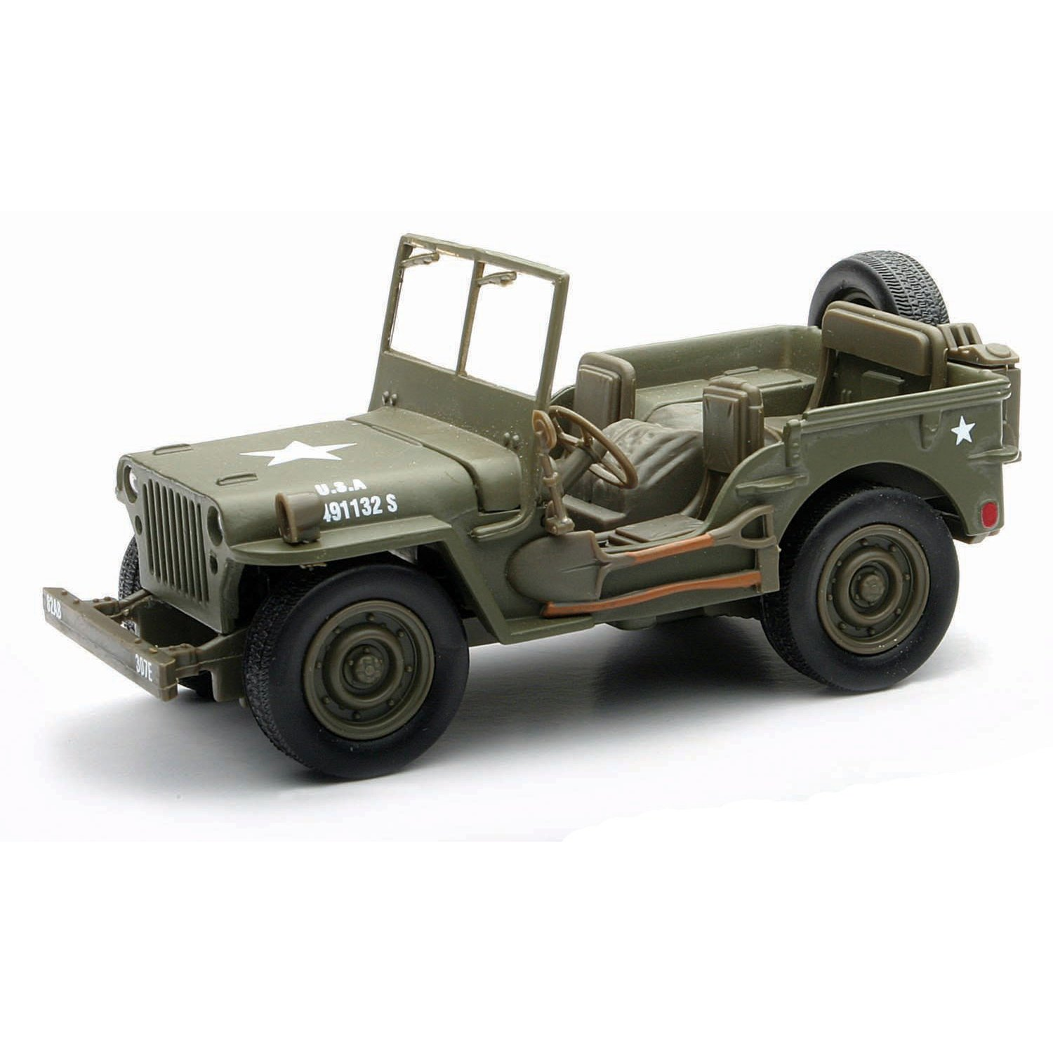 Willys model photo - 2
