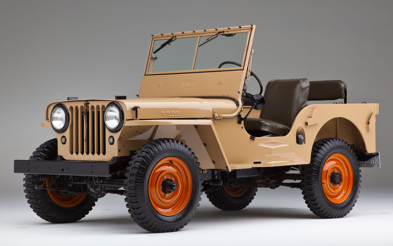 Willys model photo - 3