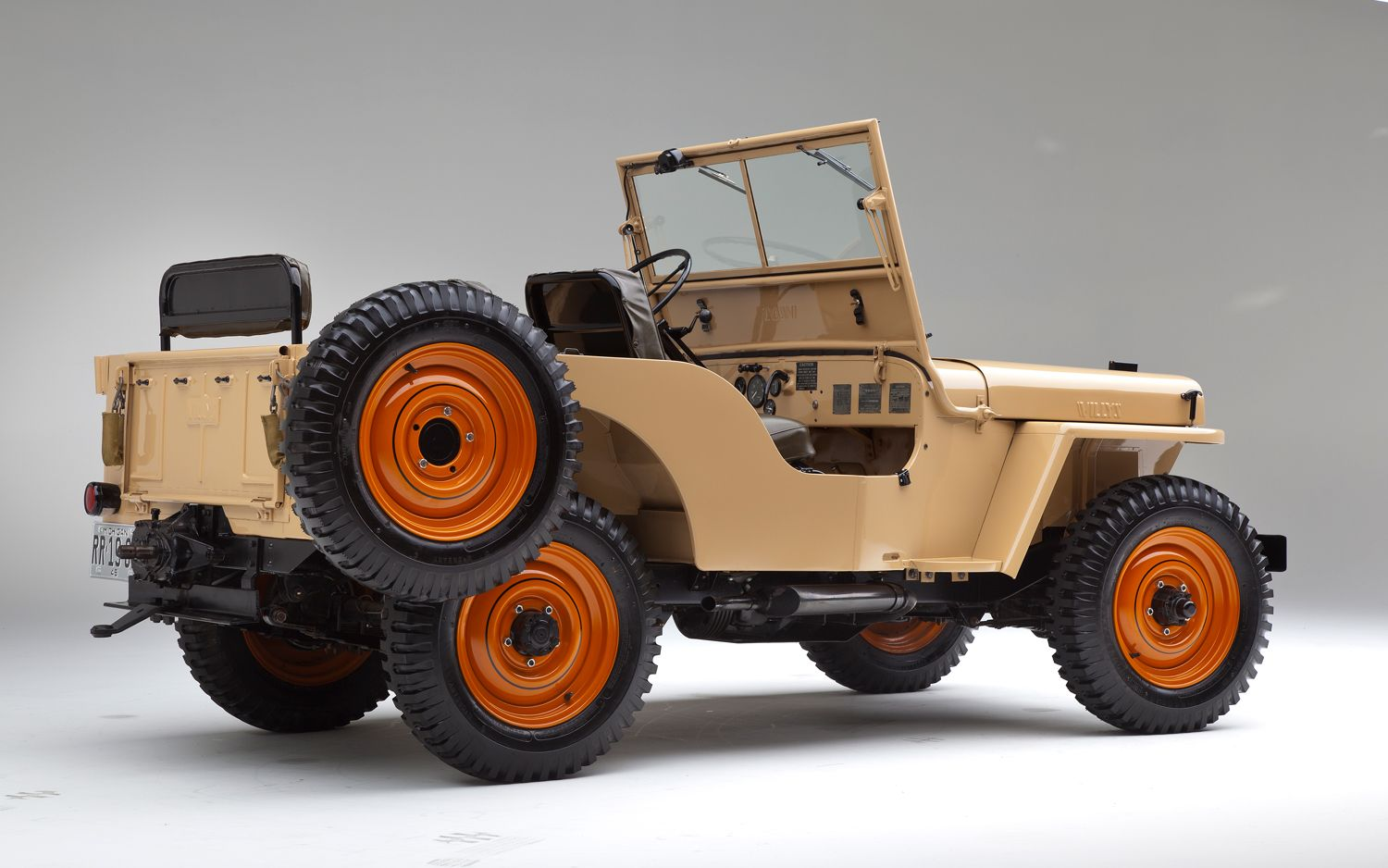 Willys model photo - 4