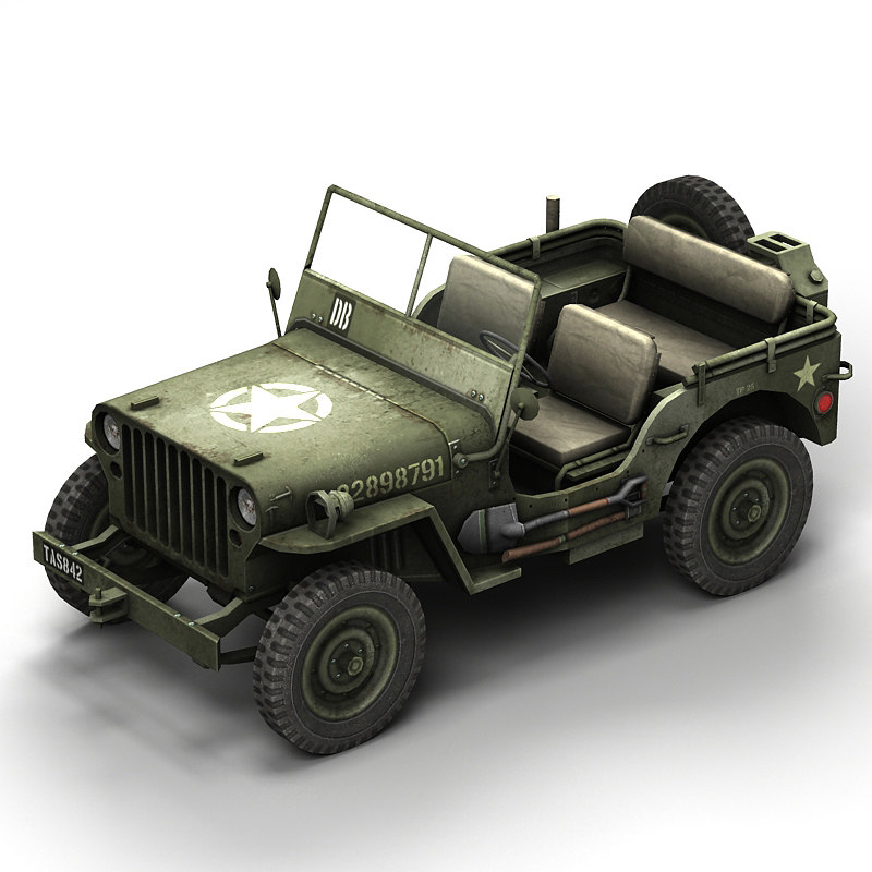 Willys model photo - 6