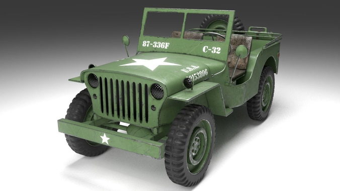 Willys model photo - 7