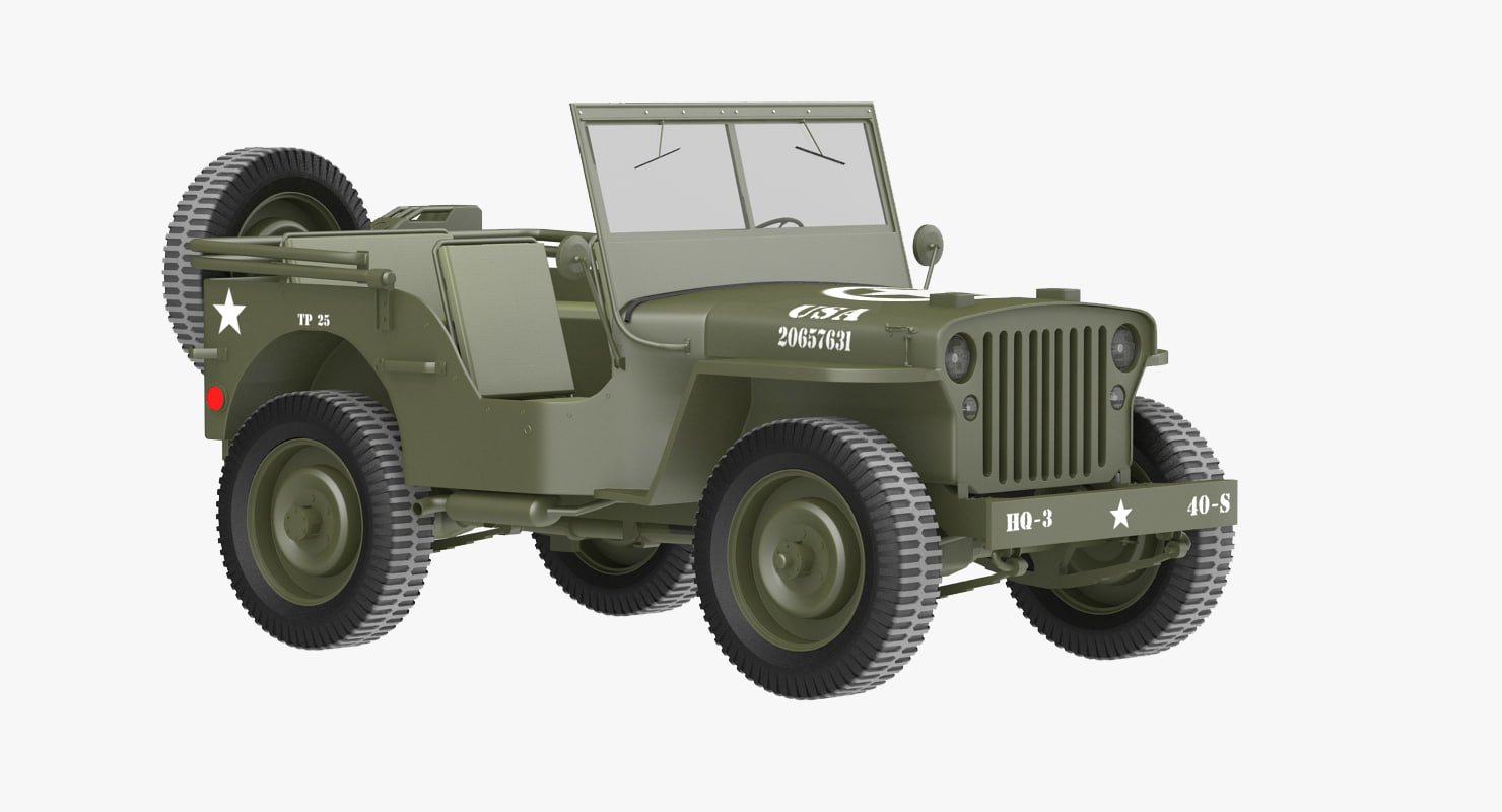 Willys model photo - 9