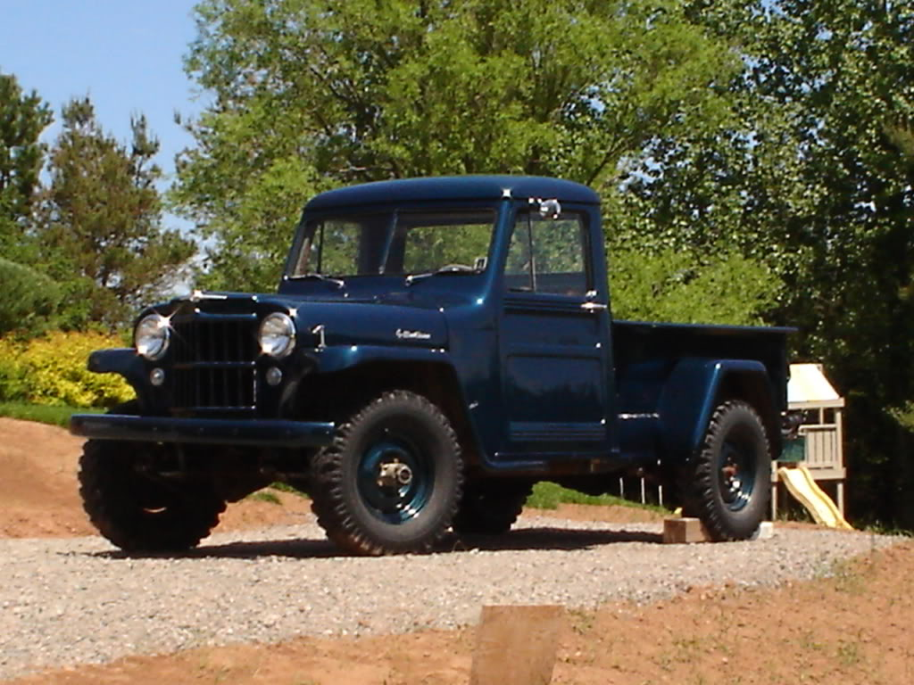 Willys pickup photo - 1