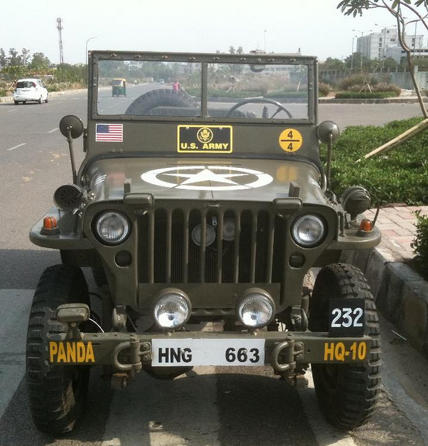 Willys replica photo - 10