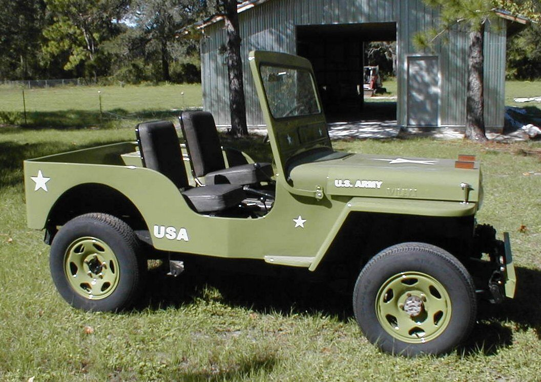 Willys replica photo - 4
