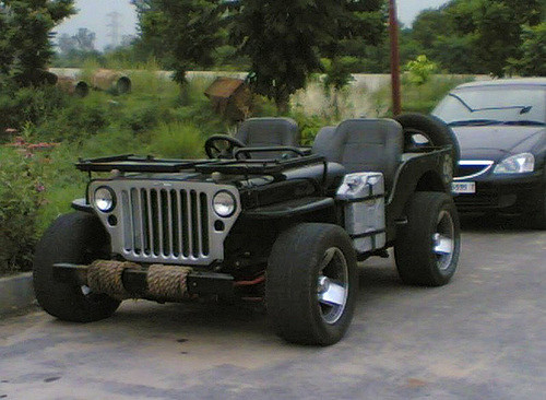 Willys replica photo - 5